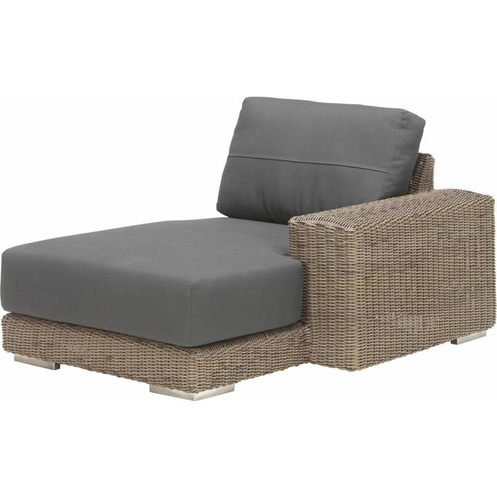 Kingston loungeset met chaise lounge