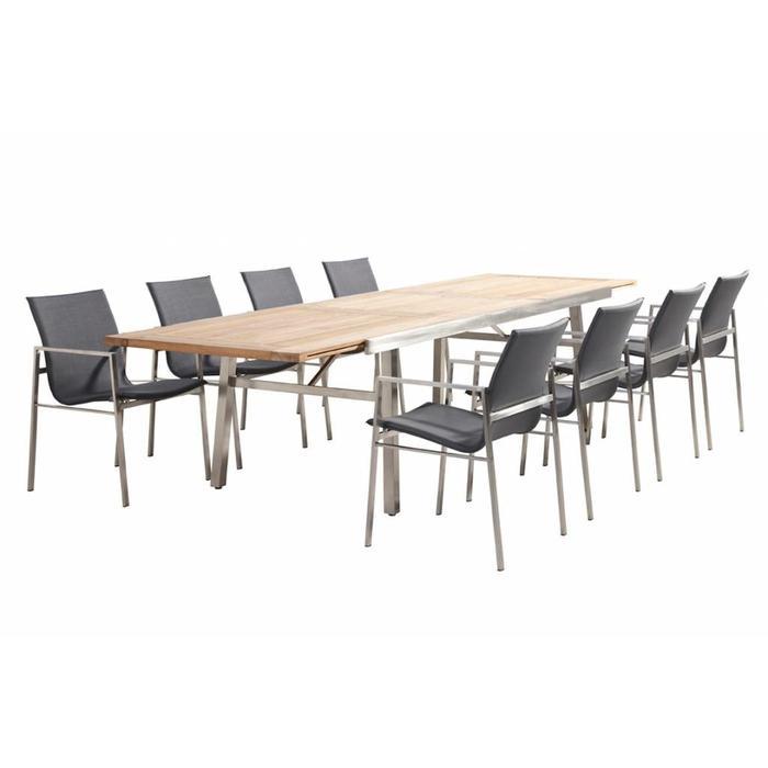 Continental tafel uitschuifbaar