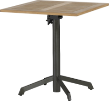 Etna folding table antracite