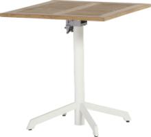Etna inklapbare tafel wit