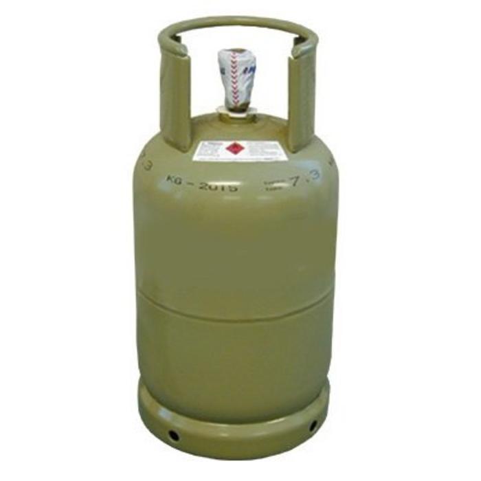 Steel gas cylinder 5 KG