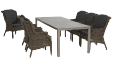 Dining set DelMar
