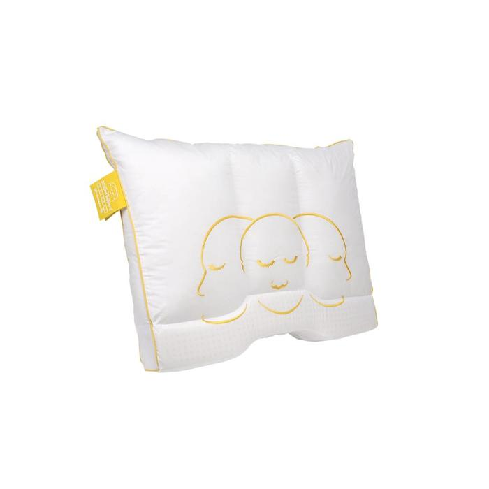 Support Cristal pillow (yellow)