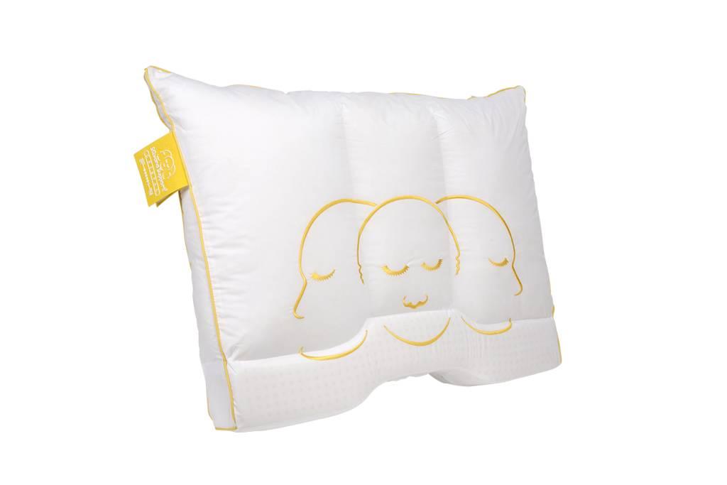 Silvana Support Kussen : Silvana support cristal kissen gelb boxspringbett matratze