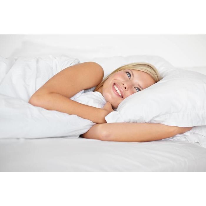Maulbeerseide Bettdecke