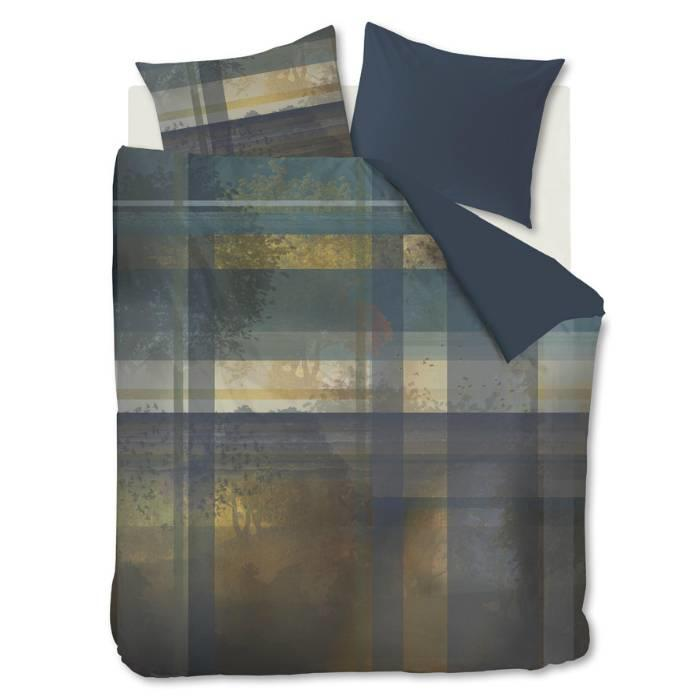 K&V Duvet distinctive mood dark blue