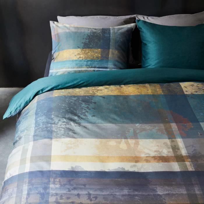 K&V Duvet distinctive mood dark blue