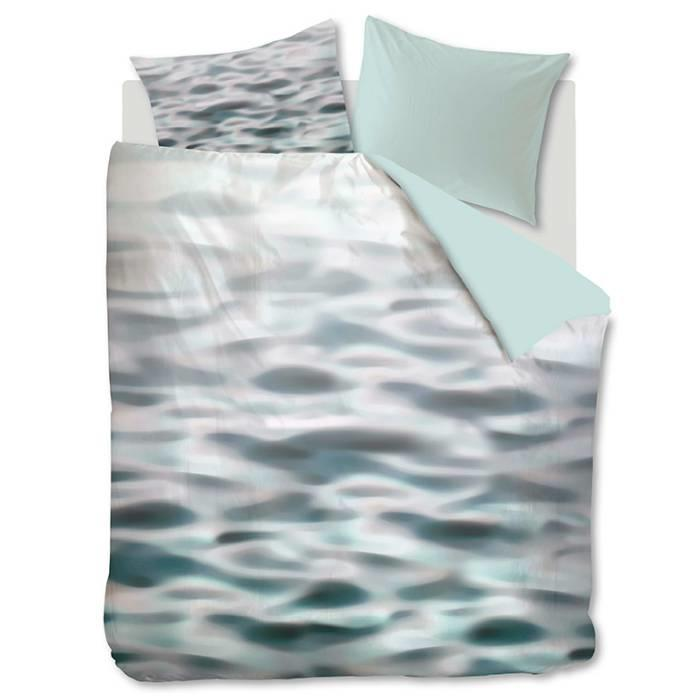 Kardol and Verstraten duvet Fluid Blue Grey
