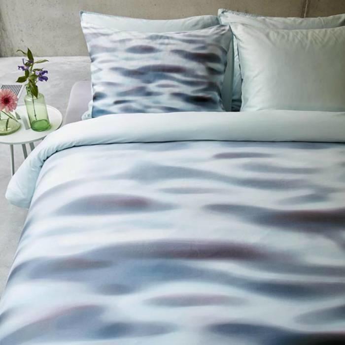 Kardol und Verstraten Bettdecke Flüssigkeit Blau Grau