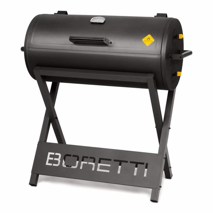Boretti Barilo houtskool bbq