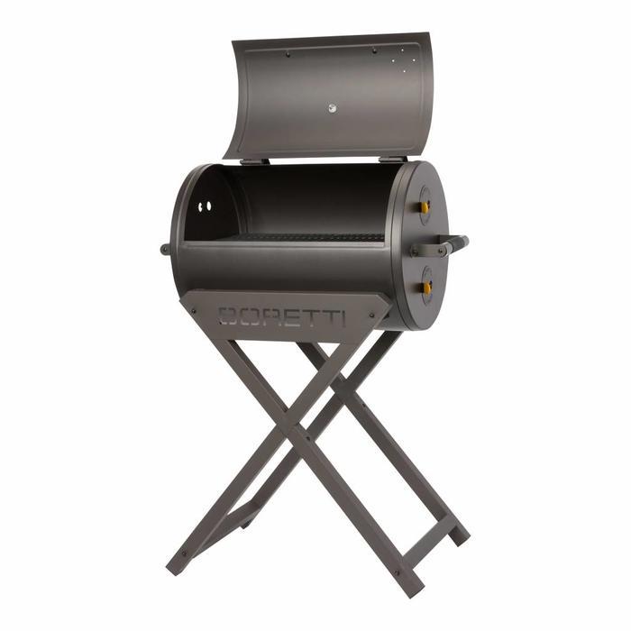 Boretti Fratello charcoal bbq