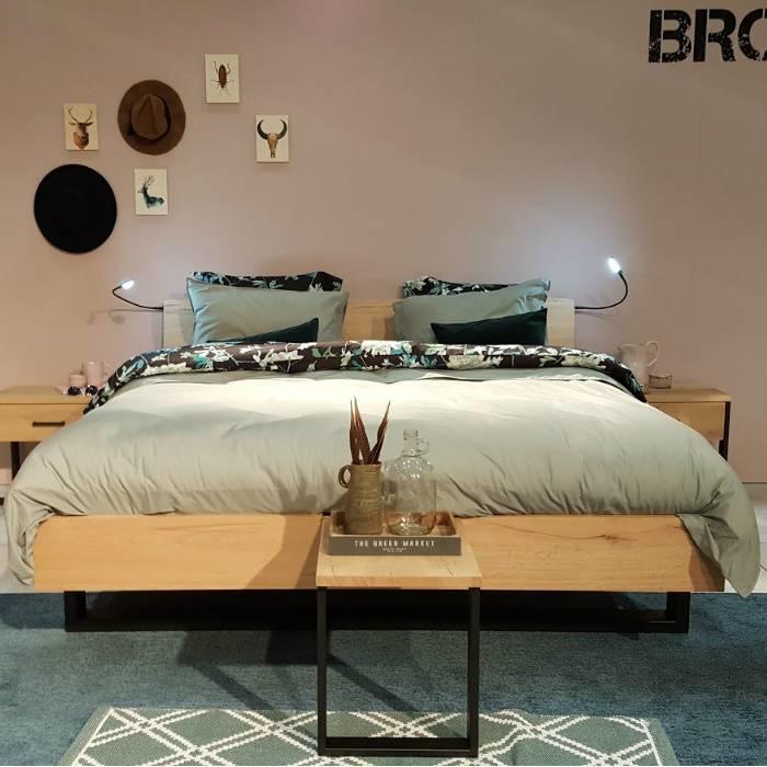 Sleepline houten ledikant Bronx