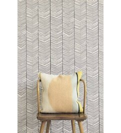 ferm LIVING Wallpaper Herringbone