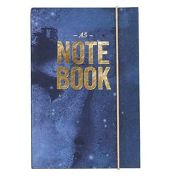 House Doctor Notebook 'Seasons' anthracite