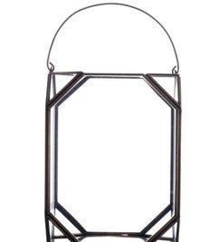 Madam Stoltz Lantaarn glas koper