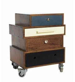 House Doctor Sidetable Mix