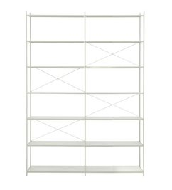 ferm LIVING Punctual Shelving System -Grey-2x7