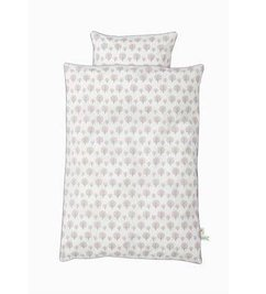 ferm LIVING Dekbedovertrek Dotty rose