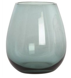 House Doctor Glas Ball Dusty green