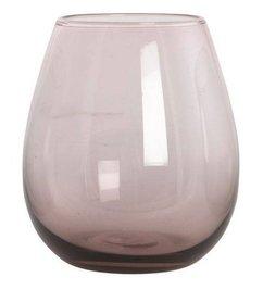 House Doctor Ball purple glass