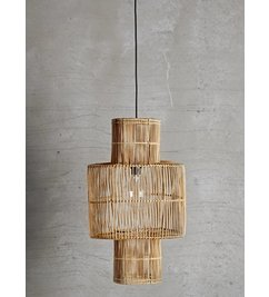 Tine K Home Rattan hanging lamp BIRD