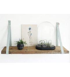 E|L by DEENS.NL Plankdragers PIEN licht celadon