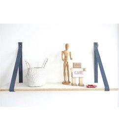 E|L by DEENS.NL Plankdragers PIEN jeansblauw