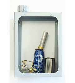 E L by DEENS.NL Wall cabinet William Black - Copy