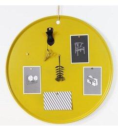 E|L by DEENS.NL Blackboard MARIE yellow