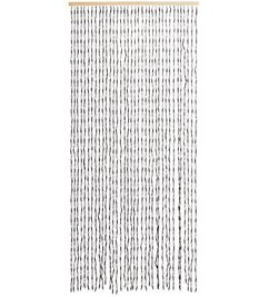 Madam Stoltz Paper curtain 90x200 cm/ 36 strings