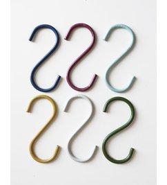 E|L by DEENS.NL S hooks HEINTJE multi colour SS17