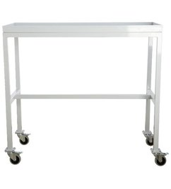 House Doctor Rolling table - Light grey