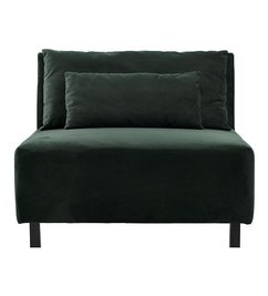 House Doctor Sofa BOX - Belunga green