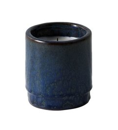 ferm LIVING Scented candle ceramic - Blue