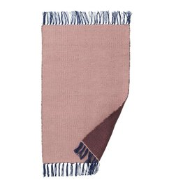 ferm LIVING Rug Nomad - Rose
