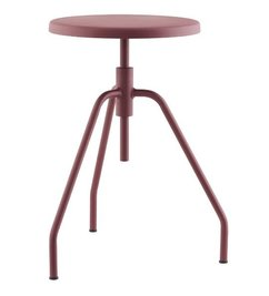 House Doctor Stool SCARPA - Wine
