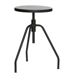 House Doctor Stool SCARPA - Black