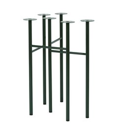 ferm LIVING Mingle Trestles W48 - Green (Set of 2)