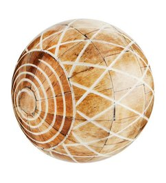 Madam Stoltz Deco ball D:10 cm