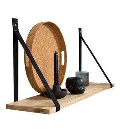 E|L by DEENS.NL Zwarte Plankdragers PIEN 'Raaf'