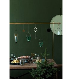 E|L by DEENS.NL Table clamp gold