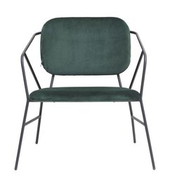 House Doctor Lounge chair KLEVER green
