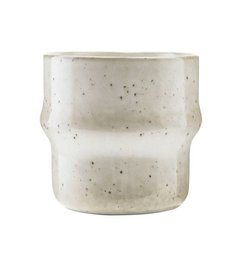House Doctor Stoneware mug LAKE grey
