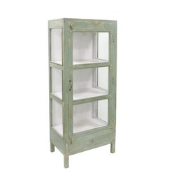 HK living  Cabinet army green