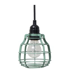 HK living  Lamp Lab (with plug) - army green