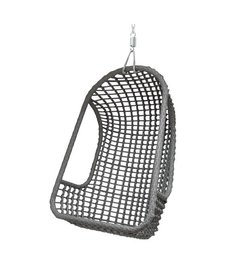 HK living  Hammock chair outdoor - grey