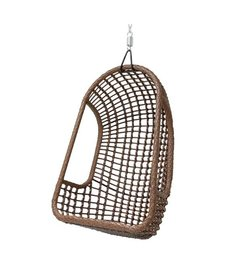 HK living  Hammock chair outdoor - brown