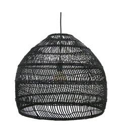 HK living  Lamp reed - black (dia 60)