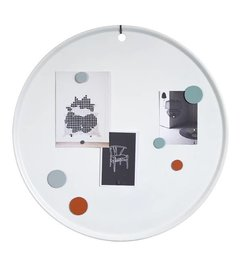 """E L by DEENS.NL XL Magnetic board """"Marie"""" offwhite - Copy"""