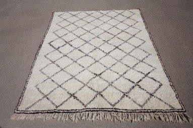 Beni Ouarain Teppiche ( Verschiedene Designs und Größen)